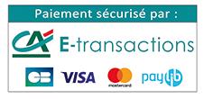 Paiement sécurisé - E-Transcations - Crédit Agricole